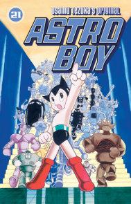 Astro Boy Volume 21