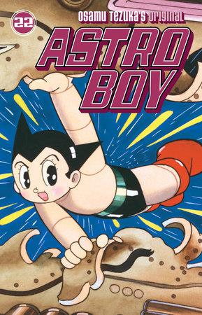 Astro Boy Volume 22 by Osamu Tezuka