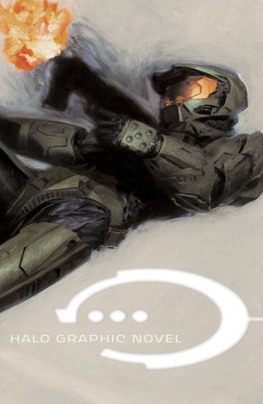 Halo Graphic Novel (New Edition) by Microsoft