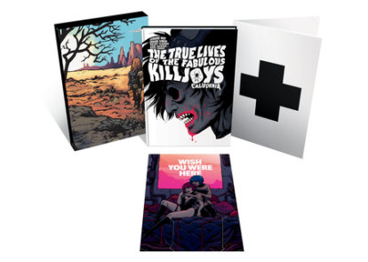 The True Lives of the Fabulous Killjoys: California (Deluxe Edition)