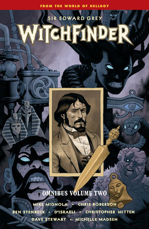 Witchfinder Omnibus Volume 2 by Mike Mignola and Chris Roberson