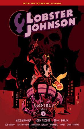 Lobster Johnson Omnibus Volume 1 by Mike Mignola, John Arcudi and Joe Querio