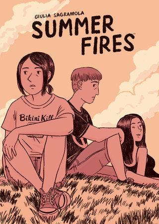 Summer Fires by Giulia Sagramola