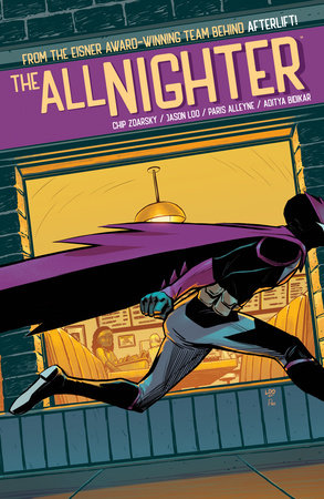 The All-Nighter by Chip Zdarsky