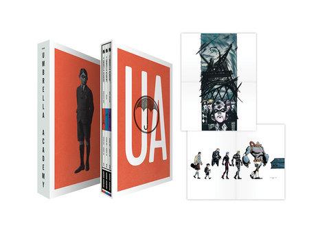 The Umbrella Academy Boxed Set by Gerard Way