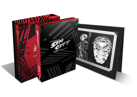 Frank Miller's Sin City Volume 2: A Dame to Kill For (Deluxe Edition) by Frank Miller