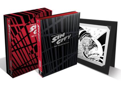 Frank Miller's Sin City Volume 4: That Yellow Bastard (Deluxe Edition)