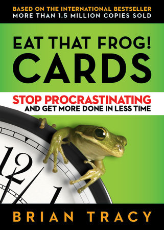 Eat That Frog! Cards by Brian Tracy