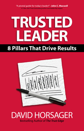 Trusted Leader by David Horsager