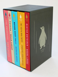 Penguin Vitae Series 5-Book Box Set