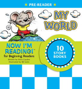 Now I'm Reading! Pre-Reader: My World