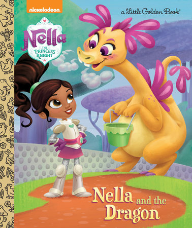 Nella and the Dragon (Nella the Princess Knight) by Mickie Matheis
