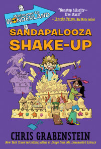 Welcome to Wonderland #3: Sandapalooza Shake-Up