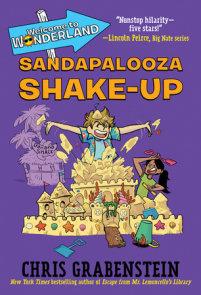 Welcome to Wonderland #3: Sandapalooza Shake-Up