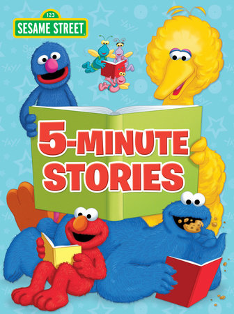 Sesame Street 5-Minute Stories (Sesame Street) by Various