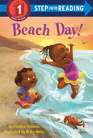Beach Day! by Candice Ransom: 9781524720438 | PenguinRandomHouse.com: Books