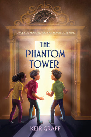 The Phantom Tower by Keir Graff