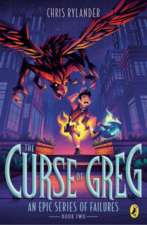 The Curse of Greg by Chris Rylander