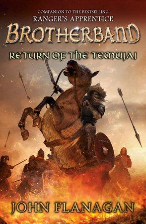 Return of the Temujai by John Flanagan