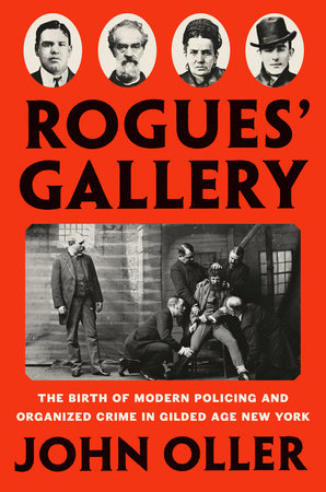 Rogues' Gallery by John Oller