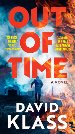 Out of Time by David Klass