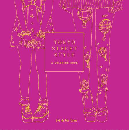 Tokyo Street Style by Zoe de las Cases
