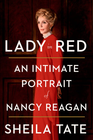 Lady in Red by Sheila Tate
