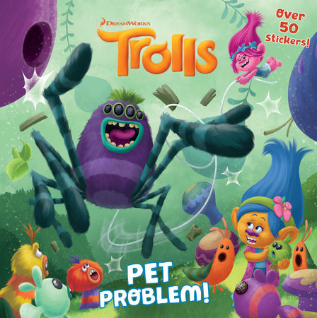 Pet Problem! (DreamWorks Trolls) by David Lewman