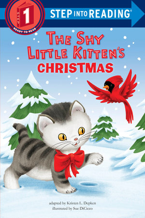 The Shy Little Kitten's Christmas by Kristen L. Depken