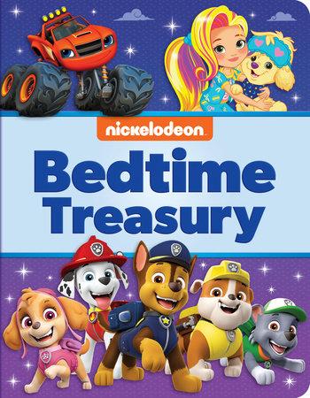 Nickelodeon Bedtime Treasury (Nickelodeon) by Random House