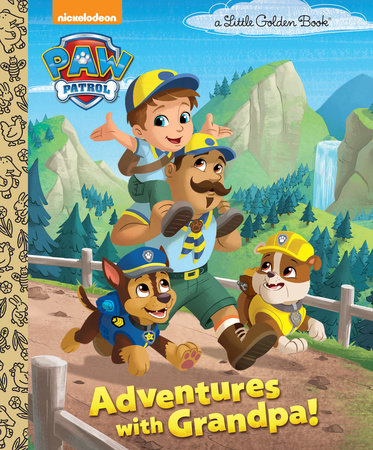 Adventures with Grandpa! (PAW Patrol) by Golden Books