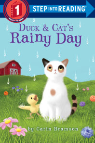 Duck & Cat's Rainy Day