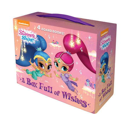 A Box Full of Wishes (Shimmer and Shine) by Random House