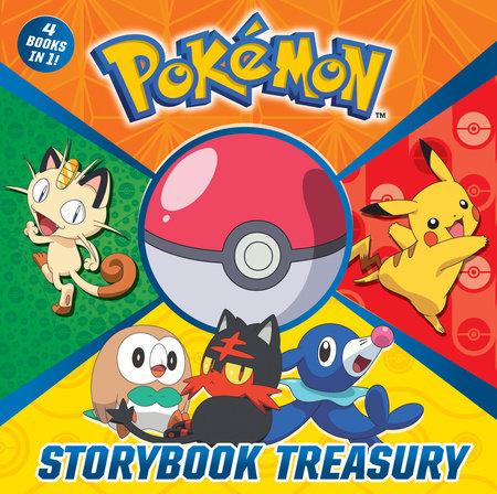 Pokémon Storybook Treasury (Pokémon) by Random House