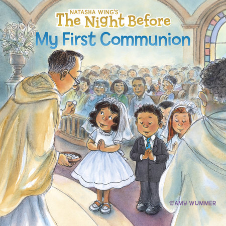 The Night Before My First Communion by Natasha Wing