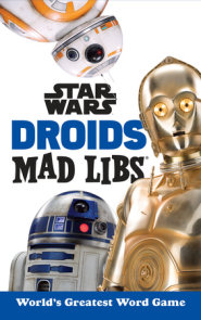 Star Wars Droids Mad Libs