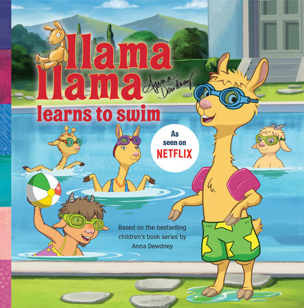 Llama Llama Learns to Swim by