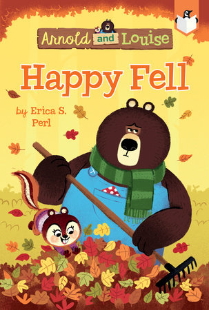 Happy Fell #3 by Erica S. Perl; Illustrated by Chris Chatterton