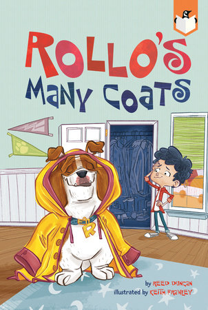 Rollo's Many Coats by Reed Duncan; Illustrated by Keith Frawley