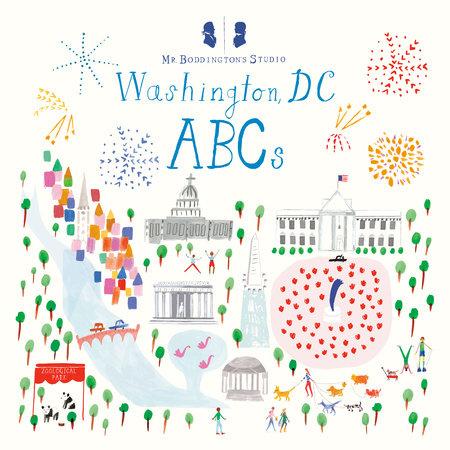 Mr. Boddington's Studio: Washington, DC ABCs by Mr. Boddington's Studio
