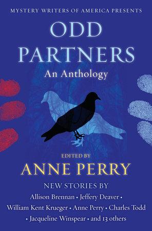 Odd Partners by Mystery Writers Of America, Allison Brennan, Jeffery Deaver and William Kent Krueger