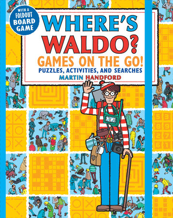 Where's Waldo? Games on the Go! by Martin Handford