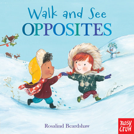 Walk and See: Opposites by Nosy Crow