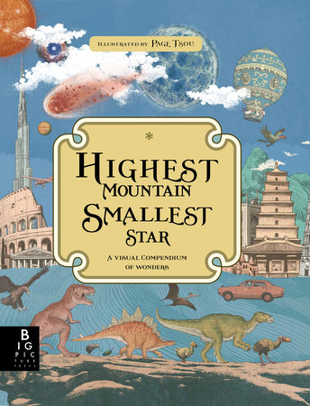 Highest Mountain, Smallest Star by Kate Baker