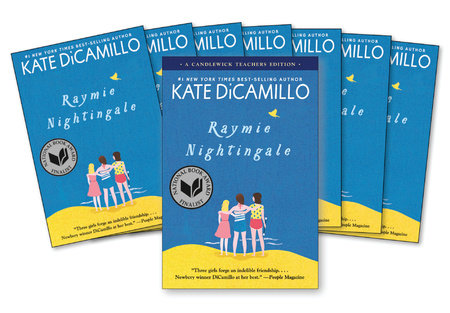 Raymie Nightingale Classroom Set with Teachers Edition by Kate DiCamillo