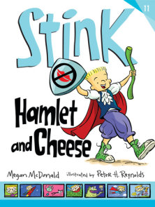 Stink: Hamlet and Cheese