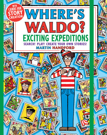 Where's Waldo? Exciting Expeditions by Martin Handford