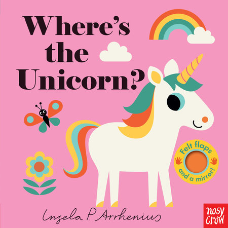 Where's the Unicorn? by Nosy Crow