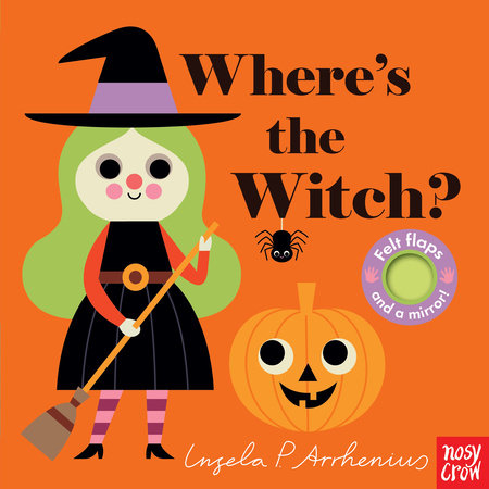 Where's the Witch? by Nosy Crow