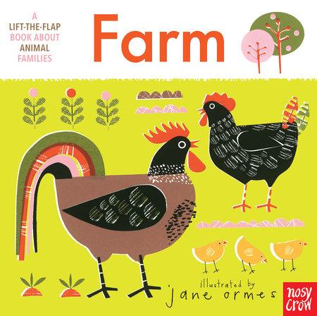 Animal Families: Farm by Nosy Crow
